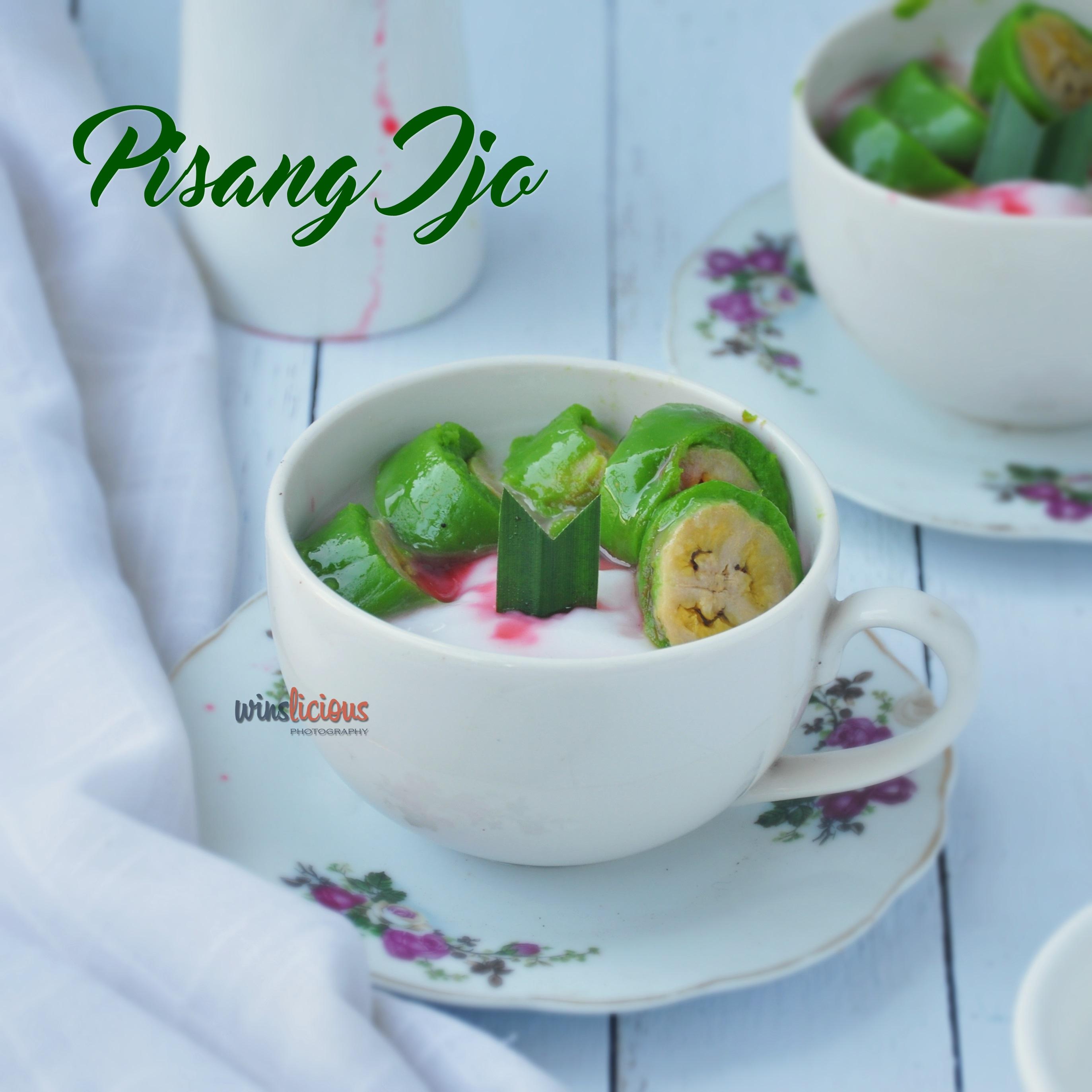 pisang ijo feat