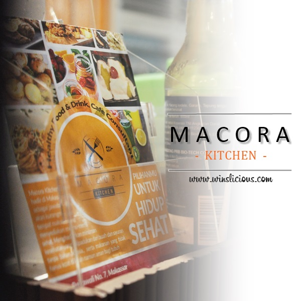 sampul macora kitchen