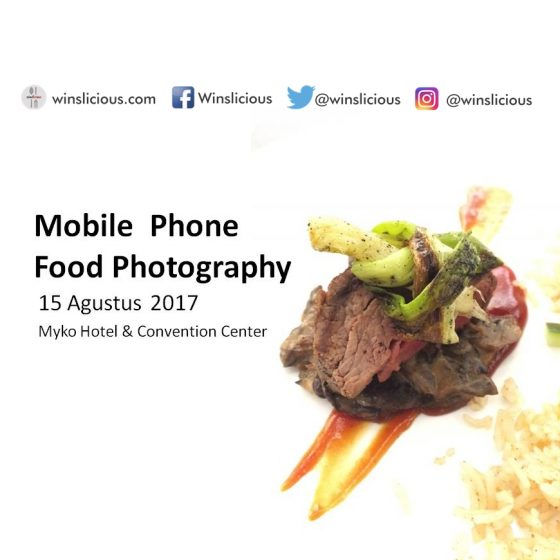 cover mobile phone food photography