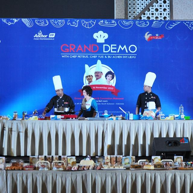 grand Demo di Makassar