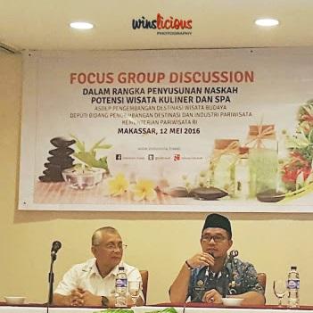 FGD Penyusunan Naskah Kuliner