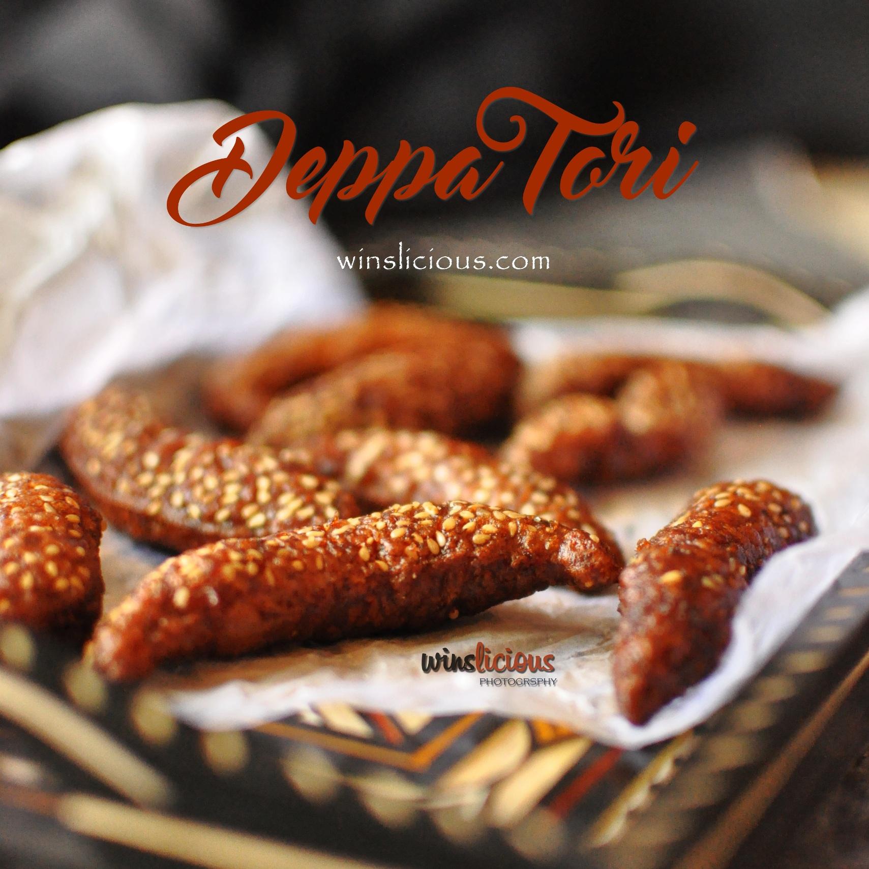 Deppa Tori Judul square winslicious