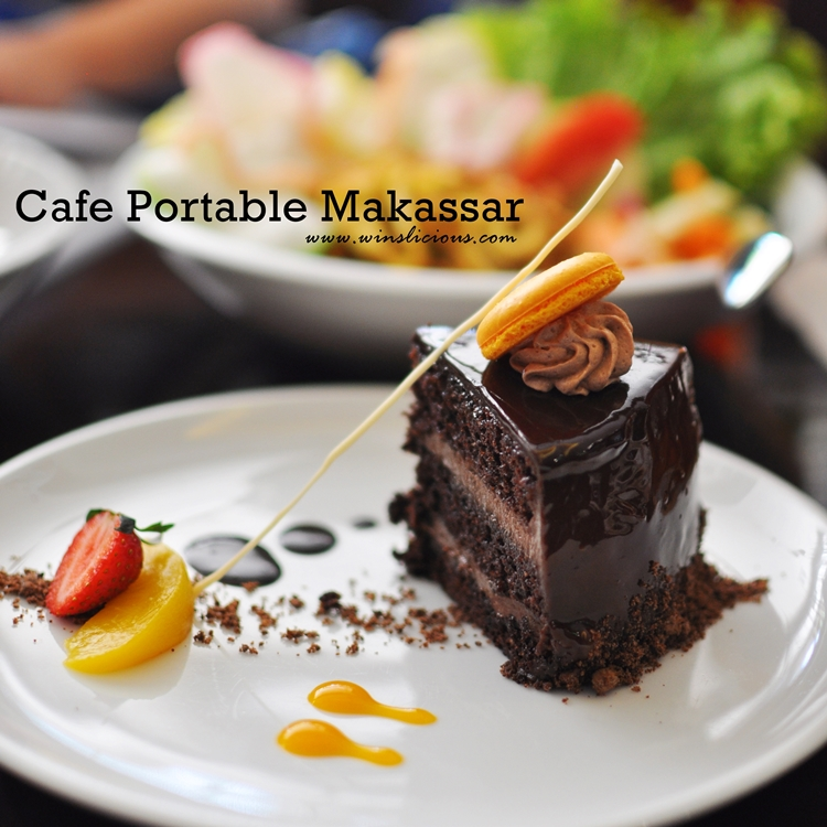 cafe portable makassar